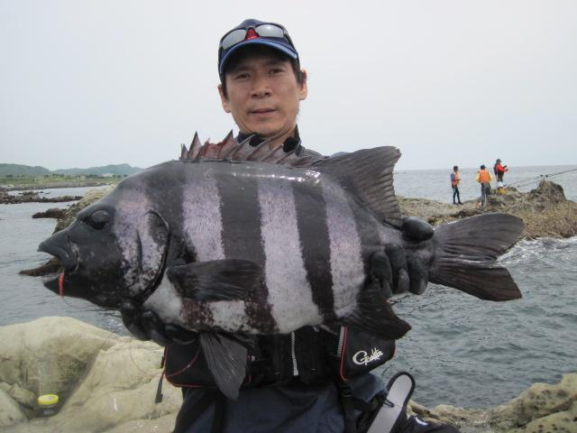 2012.05.20 山崎会員 58.0cm/3.60kg 御神根西